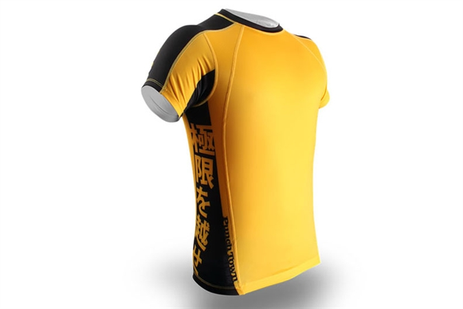 PunchTown Ode to the Dragon Rashguard